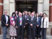 French LEADER Cooperation Project Visit to County Hall